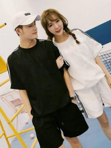 Couple Short-Sleeve Set